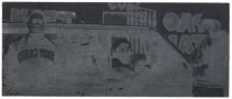 Globe Poster - 2 Live Crew - Photo cut