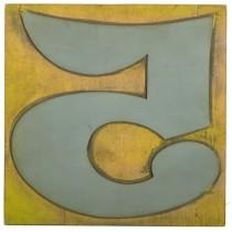 "Globe Poster - The Jackson 5 Signature ""5"" image"