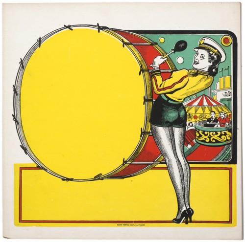Drum Circle Girl – Poster