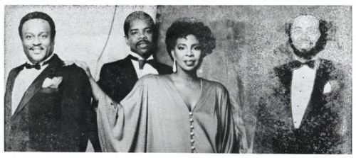 Gladys Knight and the Pips – Letterpress Proof 2